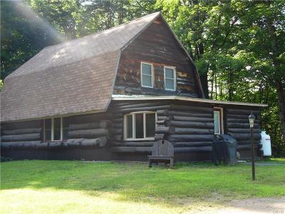 Lyonsdale NY Single Family Home A-Active: $89,000