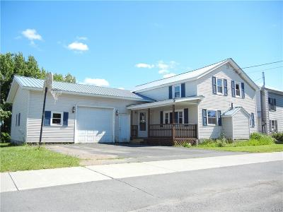Denmark NY Single Family Home A-Active: $89,000