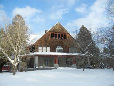 Lyonsdale NY Single Family Home A-Active: $375,000
