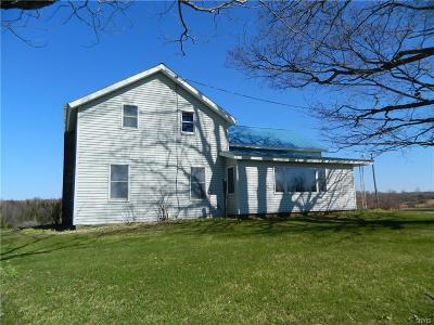 Harrisburg NY Single Family Home A-Active: $79,900
