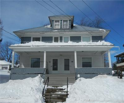 Lowville NY Multi Family 2-4 S-Closed/Rented: $129,900