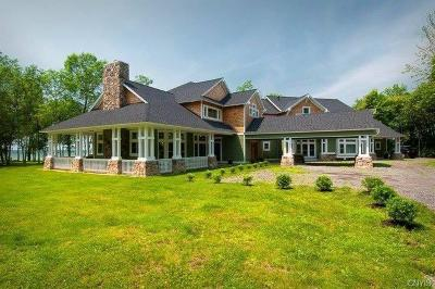 Lyme NY Single Family Home A-Active: $1,950,000