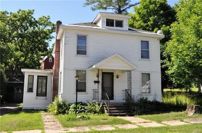 Lowville NY Single Family Home A-Active: $99,999
