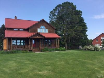 Martinsburg NY Single Family Home A-Active: $355,000