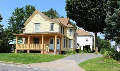 Denmark NY Single Family Home A-Active: $205,900