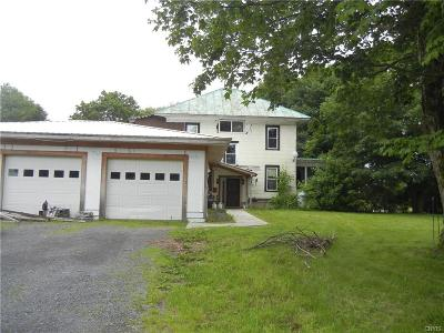 Lowville NY Single Family Home A-Active: $119,900