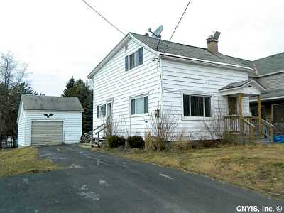 West Carthage NY Single Family Home Sold: $29,900