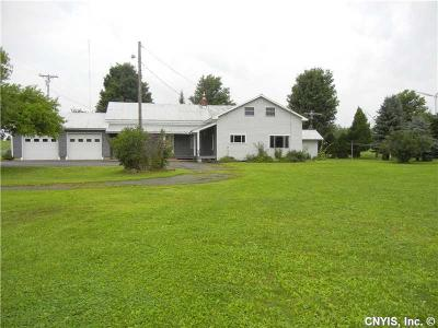 Martinsburg NY Single Family Home Sold: $139,900