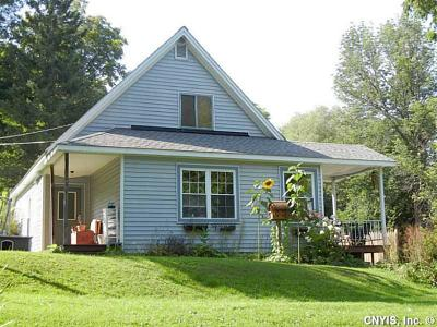 Lowville NY Single Family Home S-Closed/Rented: $80,850