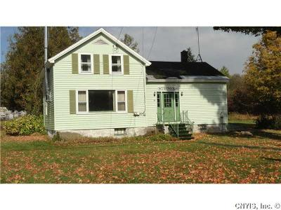 Croghan NY Single Family Home S-Closed/Rented: $55,000
