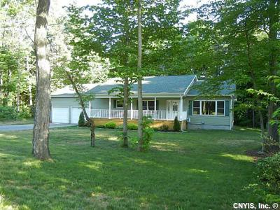 Rutland NY Single Family Home S-Closed/Rented: $213,000