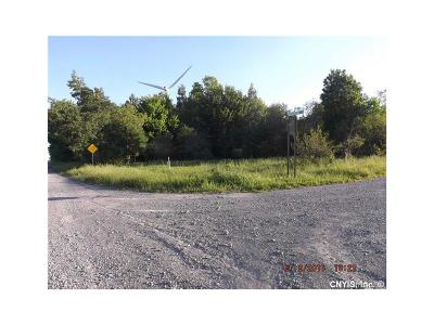 Martinsburg NY Residential Lots & Land Sold: $15,500