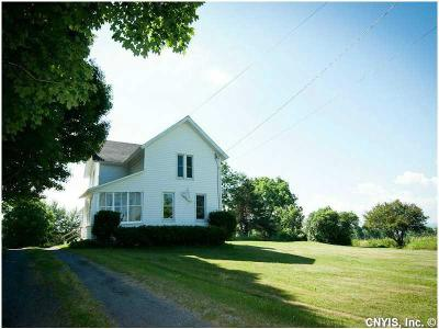 New Bremen NY Single Family Home Sold: $109,000
