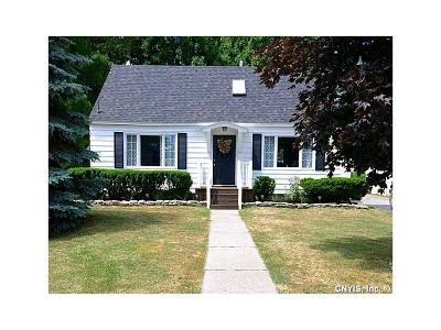 Watertown-City NY Single Family Home Sold: $144,900 UNDER CONTRACT