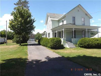 Croghan NY Single Family Home S-Closed/Rented: $80,000