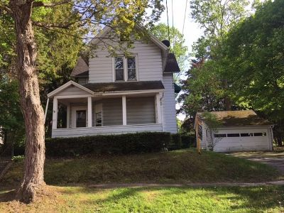 Jamestown NY Single Family Home For Sale: $18,878