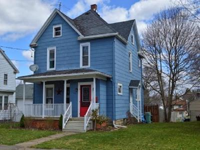 Jamestown NY Single Family Home For Sale: $62,900