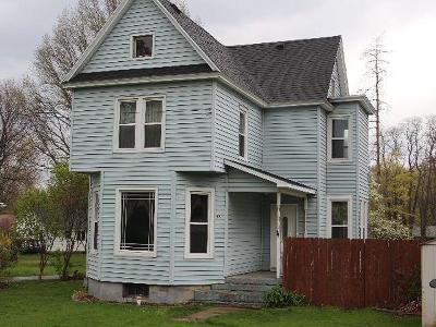 Brocton NY Single Family Home For Sale: $74,000