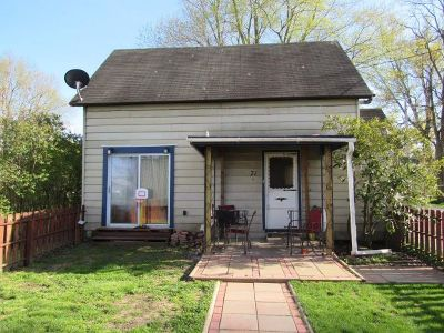 Celoron NY Single Family Home For Sale: $41,500