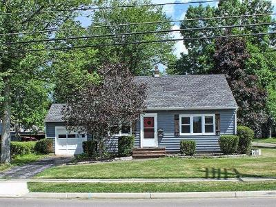 Jamestown NY Single Family Home For Sale: $74,900