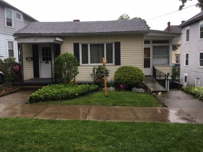 Jamestown NY Multi Family Home For Sale: $34,900