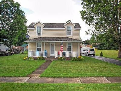 Frewsburg NY Single Family Home For Sale: $89,900