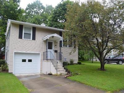 Jamestown NY Single Family Home For Sale: $84,500