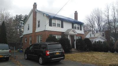 Colonie NY Two Family Home For Sale: $225,000
