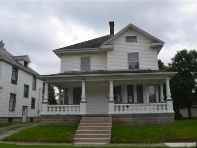 Bucyrus OH Single Family Home For Sale: $58,900