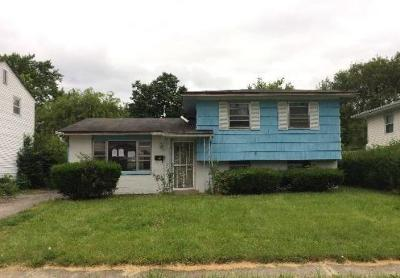 Columbus OH Single Family Home For Sale: $29,900