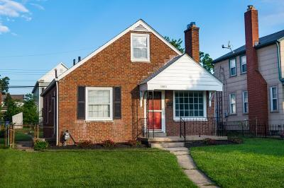 Columbus OH Single Family Home For Sale: $268,000