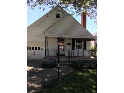 Dayton OH Single Family Home For Sale: $90,000