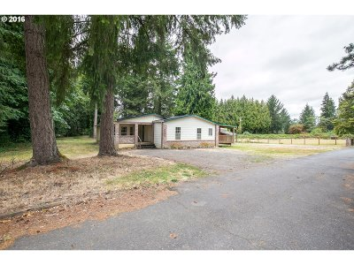 Single Family Home Sold: 24487 SE Eagle Creek Rd