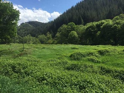 Residential Lots & Land For Sale: N Fork Siuslaw Rd