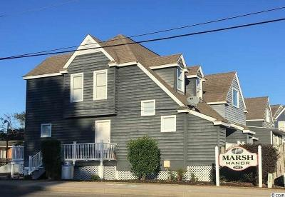 North Myrtle Beach SC Condo/Townhouse For Sale: $189,999