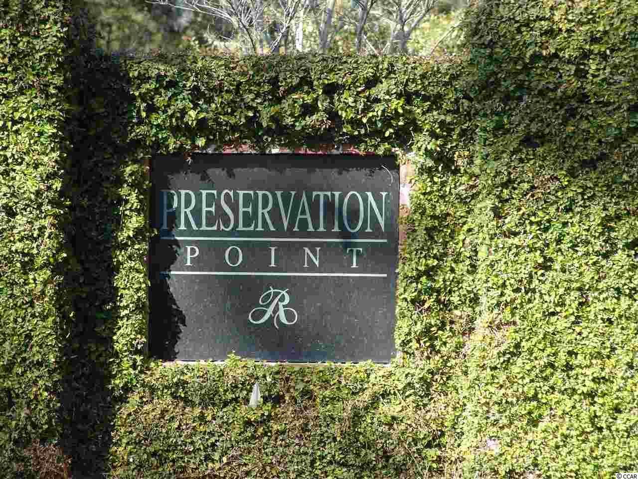 Lot #13 Preservation Point