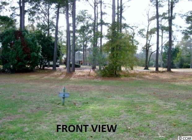 Lot 9 Golf Court View