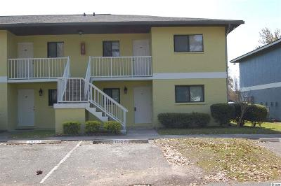 Myrtle Beach SC Condo/Townhouse Active Under Contract: $74,900