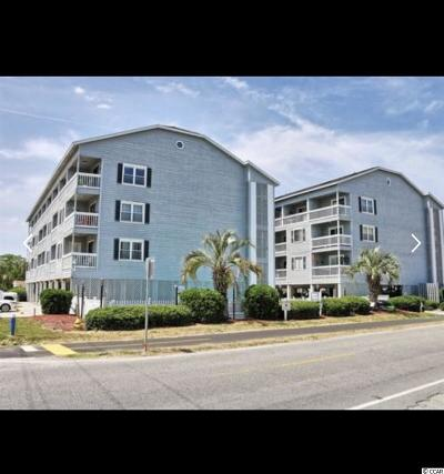 Condo/Townhouse Active Under Contract: 1509 N Waccamaw Dr. #327