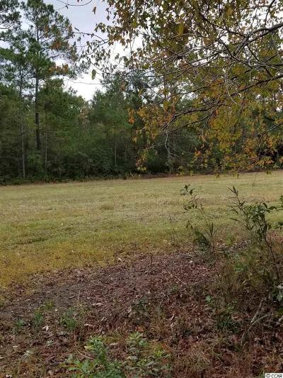 Loris SC Residential Lots & Land For Sale: $25,900