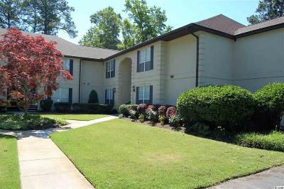 Myrtle Beach SC Condo/Townhouse For Sale: $143,900