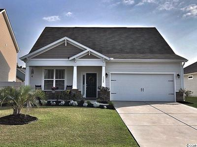 Myrtle Beach SC Single Family Home Active Under Contract: $249,900