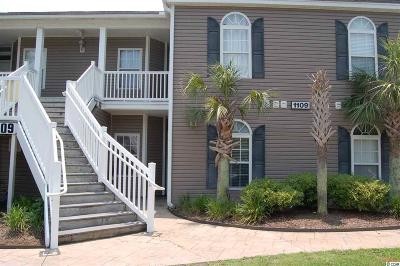 Myrtle Beach SC Condo/Townhouse For Sale: $125,000