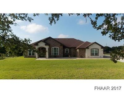 Harker Heights Single Family Home For Sale: 715 Hickory Drive