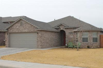 Wolfforth TX Single Family Home Sold: $150,000