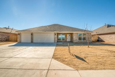 Lubbock TX Single Family Home Sold: $229,990