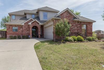 Keller TX Single Family Home Sold: $239,900