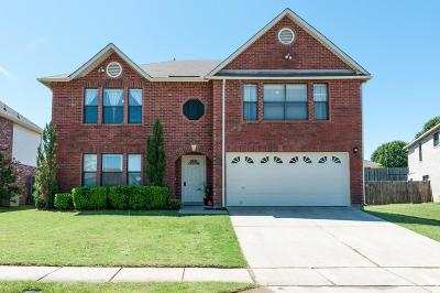 Fort Worth TX Single Family Home Sold: $227,500