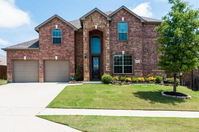 Fort Worth TX Single Family Home Sold: $295,000
