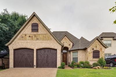 Keller TX Single Family Home Sold: $374,900